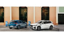LES SUV HYBRIDES RECHARGEABLES BMW.